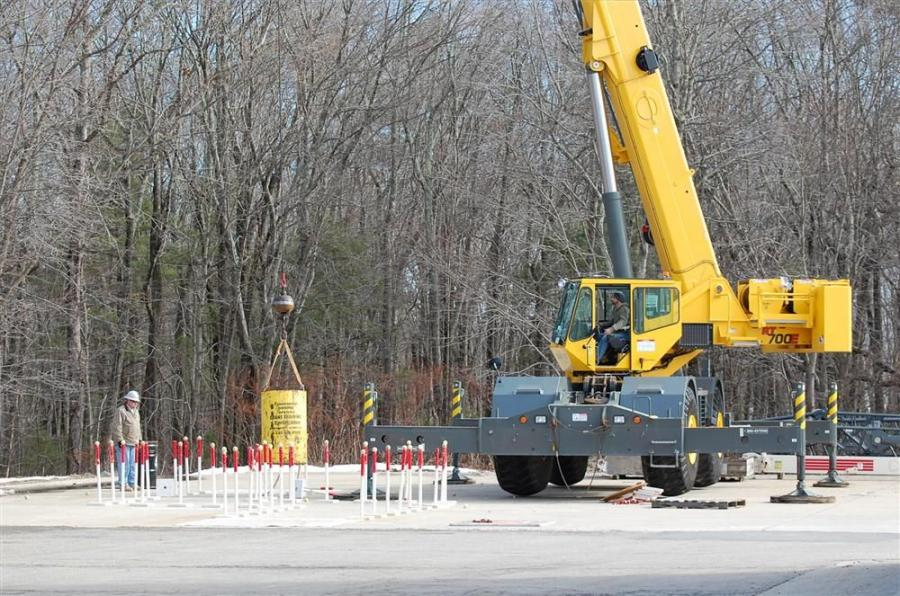 Shawmut Equipment Company has scheduled a course to provide test preparation and testing for mobile crane operators April 23–27 at its South Easton, MA location.