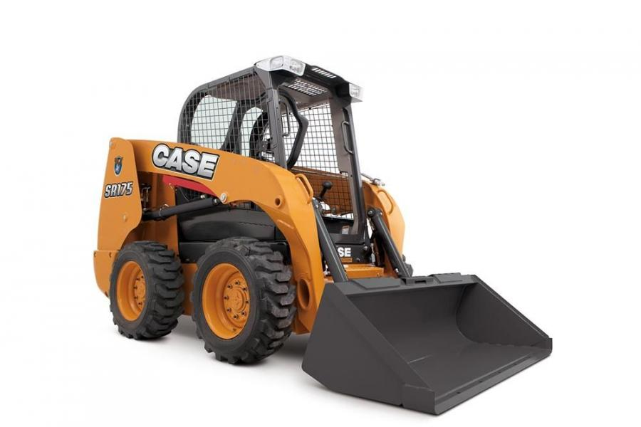 The SR175 and SV185 skid steers are updated with a new ISM diesel four-cylinder turbocharged and after-cooled engine with a high pressure common rail fuel system design and electronic controls.