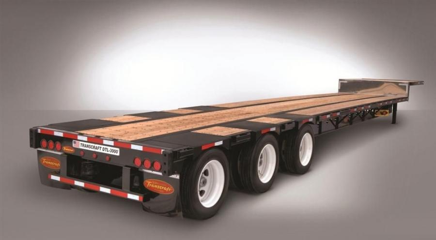 Ervin Equipment Inc. now deals the full line of new Transcraft trailers.