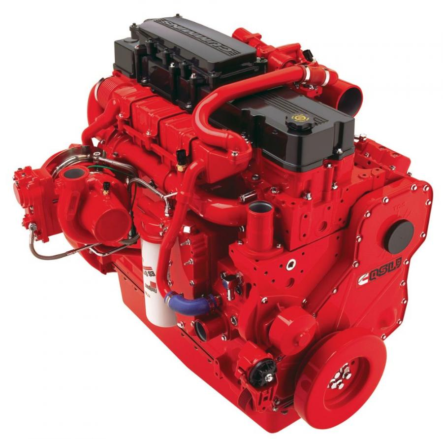 Cummins Inc. will introduce the next generation QSL9 engine platform ready  to meet EPA Tier IV Interim and EU Stage IIIB off-highway emissions at the  ...