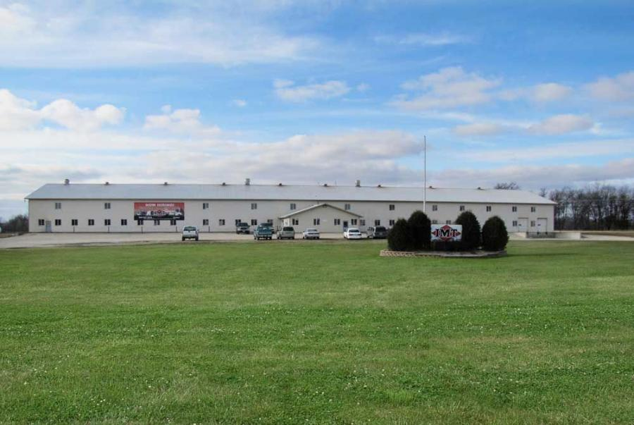 Iowa Mold Tooling Co. Inc. has expanded its manufacturing operations into McIntire, Iowa, by opening a new facility to handle its increased welding activities.