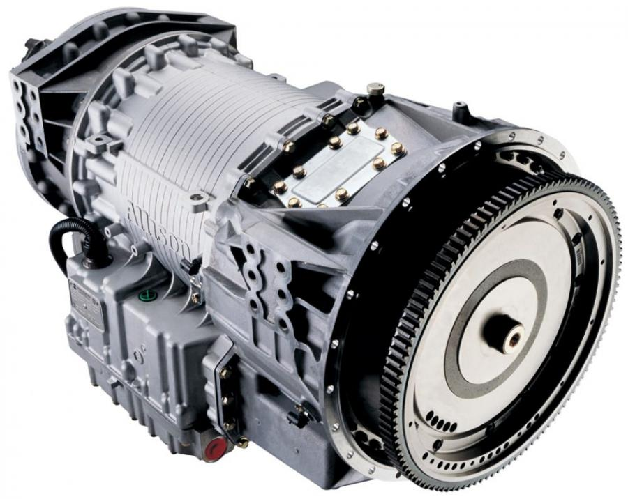 "Allison's 4700 RDS 7-speed automatic transmission — with optional second ""deep reverse"" — can be ordered on Kenworth's T880, T800, W900 and C500. The transmission is part of the Allison rugged duty series."