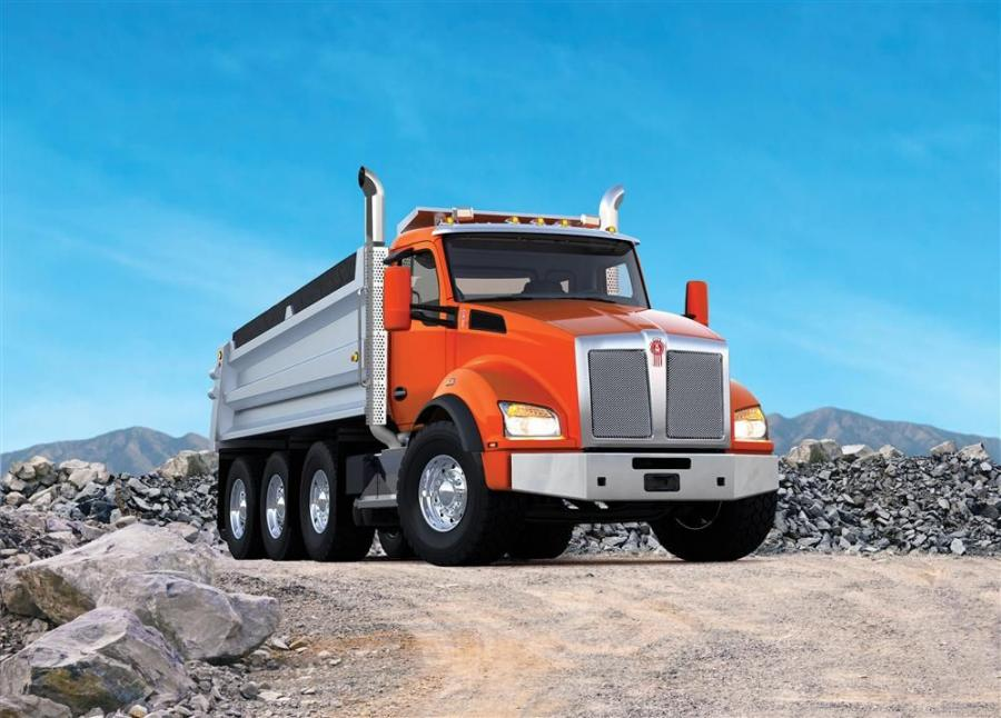 Introduced at the 2013 Mid-America Trucking Show, the Kenworth T880 is especially suited for vocational customers who demand a durable and reliable truck, including dump, mixer, refuse and heavy haul applications.