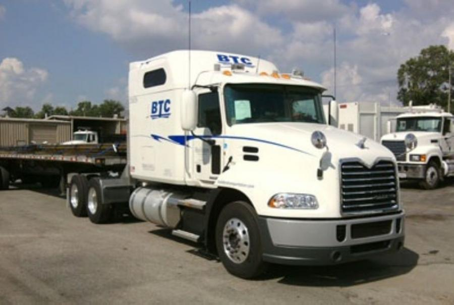 Builders Transportation Company recently ordered 120 EPA 2010-certified Mack Pinnacle model sleepers featuring Mack ClearTech SCR technology.