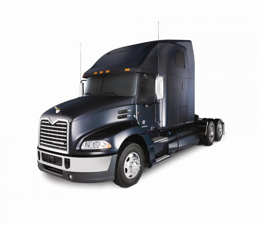 EPA'10 versions of the MACK Pinnacle model can deliver a 10 percent or more improvement in fuel efficiency over EPA'07, demonstrating expertise the company plans to capitalize upon under SuperTruck.