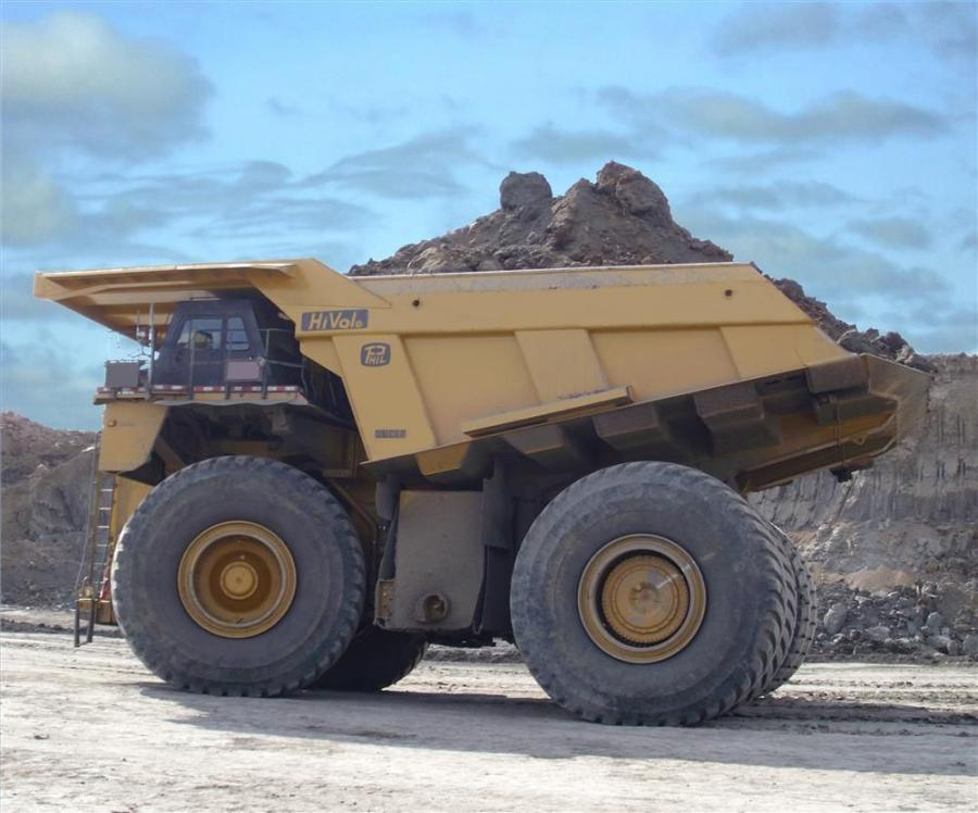 Philippi-Hagenbuch customizes every HiVol truck body to the individual mine's specifications.