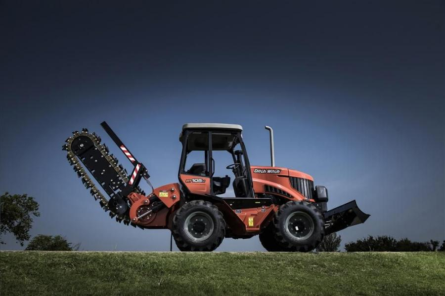 The RT105 tractor and the RT125 and RT125 Quad tractors are powered by 107-hp (80 kW) and 121-hp (90 kW) turbocharged Tier IV Deutz diesel engines, respectively.