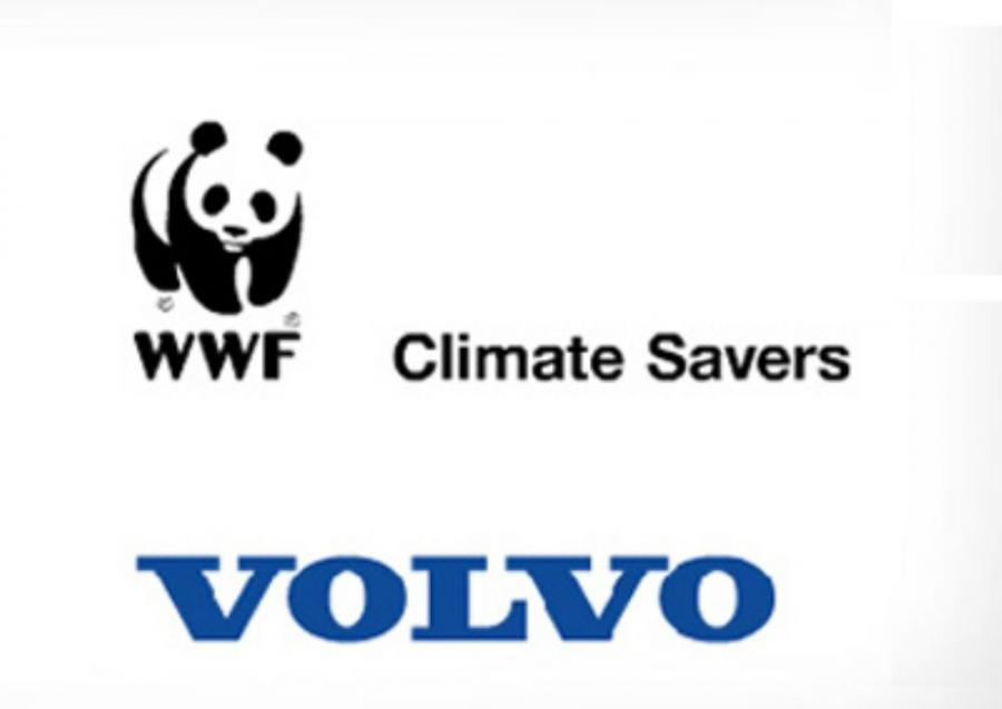 The cooperation between Volvo Construction Equipment and the WWF forms part of the Volvo Group's wider commitment to reduce carbon-dioxide emissions by 30 million tons from construction equipment, buses and trucks made between 2009 and 2014.