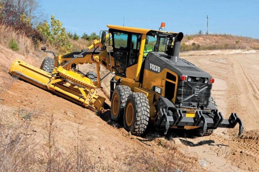 Volvo Construction Equipment's new G900B-Series generation motorgraders have new engines and a comprehensive package of features designed to aid traction, moldboard control, producivity and ease of use.
