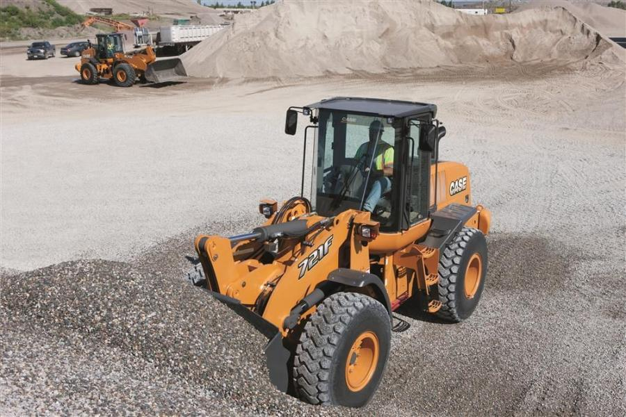 Case Construction Equipment's 621F and 721F wheel loaders now meet Tier IV Final emissions standards.