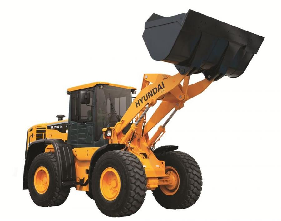 The HL740-9A model is designed to allow the operator to customize the machine's engine power, automatic transmission, shift time and clutch cut-off activation based on the job condition and personal preference.