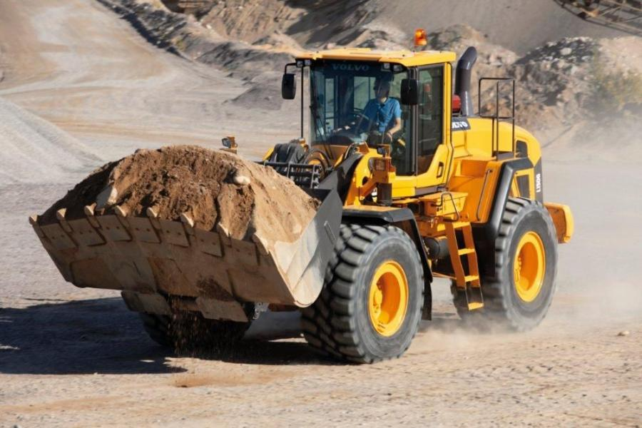 With a 20 percent increase in lifting force, the L150G, L180G and L220G are the foundation of the new G-Series range of wheel loaders from Volvo Construction Equipment.