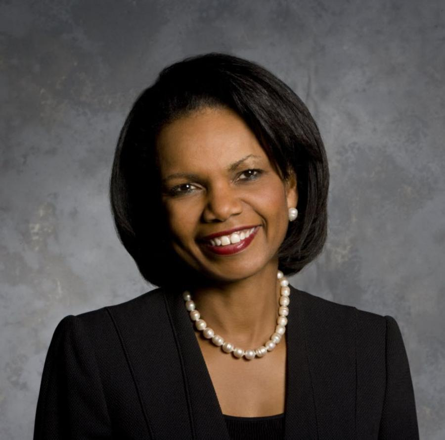 Condoleezza Rice has been named keynote speaker of The Work Truck Show 2014.