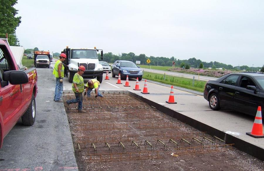 The $12.2 million project stretches from half a mile (0.8 m) east of the Route 29 Collegeville interchange in Upper Providence Township to 1,500 ft. (457 m) west of the Royersford interchange in Limerick Township.