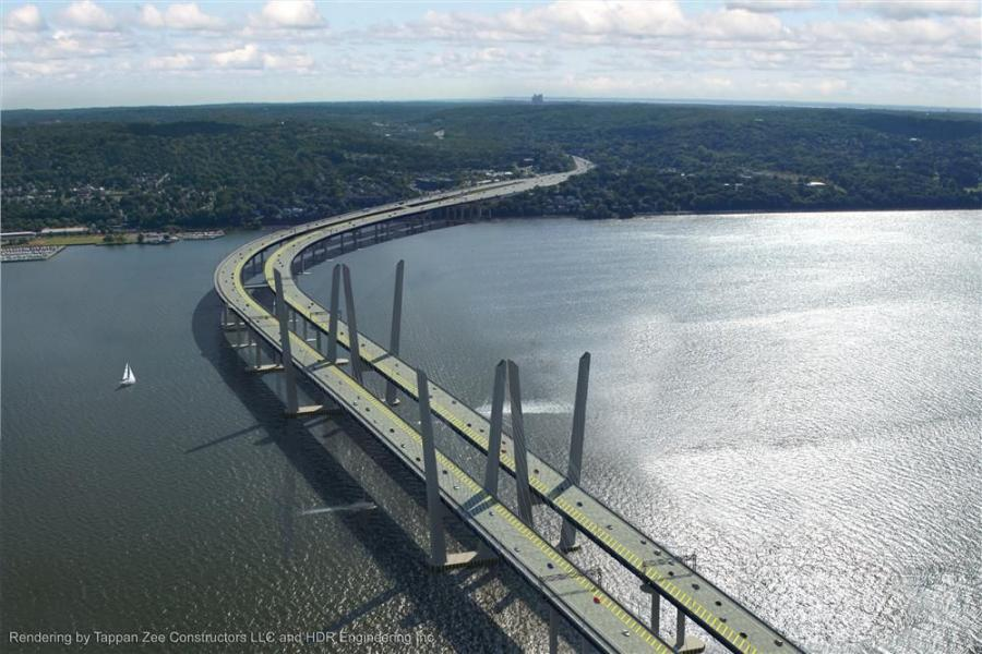 Tappan Zee Constructors LLC and HDR Engineering Inc. photo