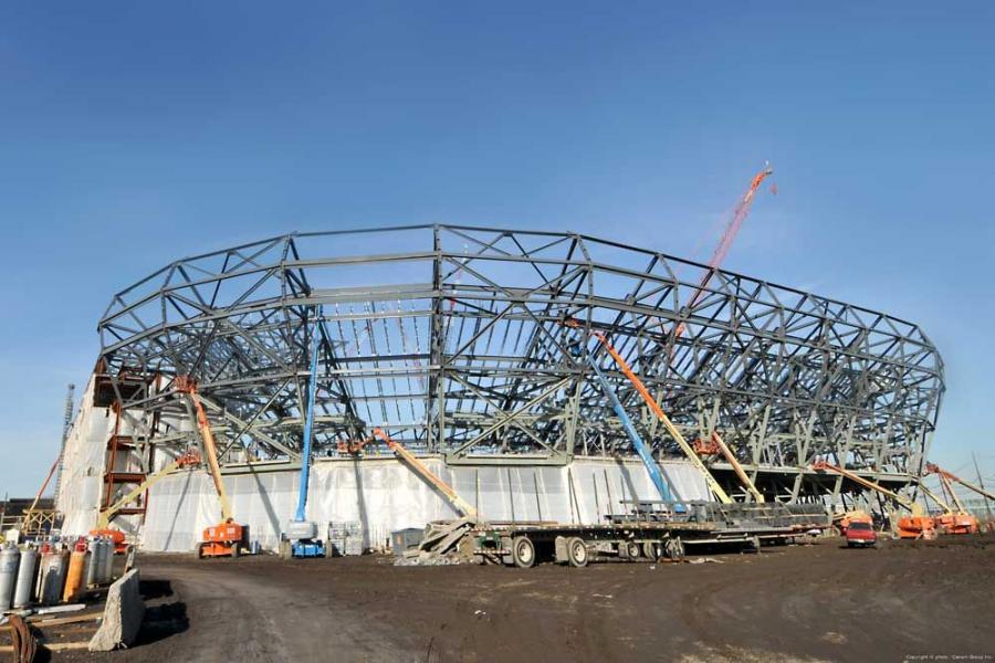 The venue will become the new home of a Major League Soccer team, the New York Red Bulls, owned by the Austrian energy drink manufacturer Red Bull GmbH. The team is currently based in the Giants' stad
