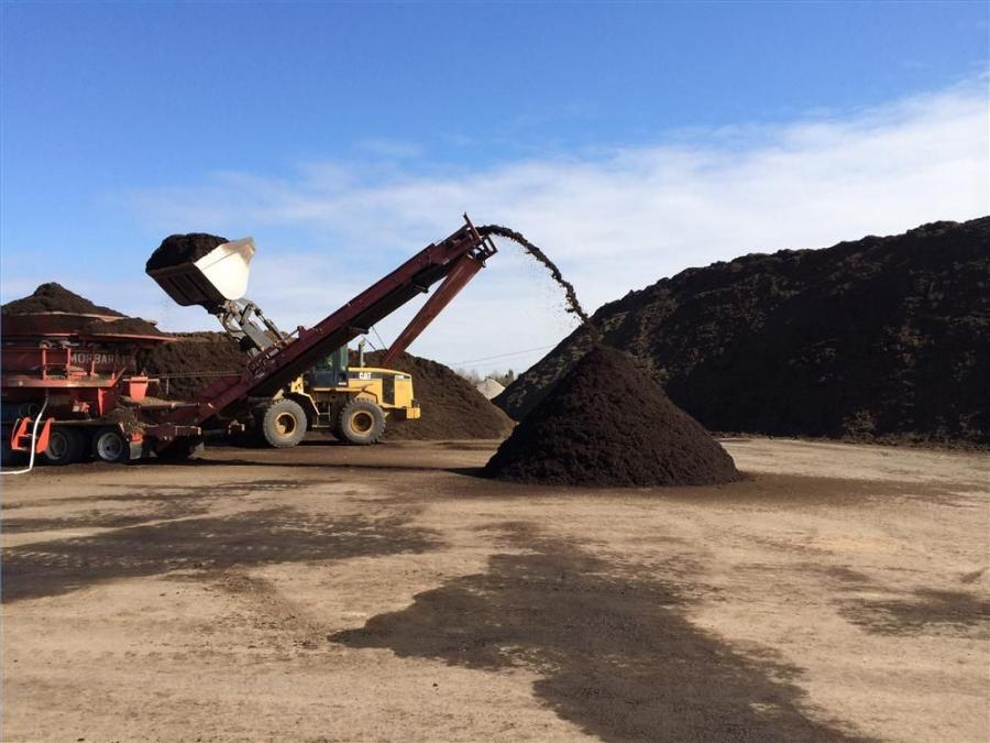 Frontier Mulch is known for its dyed mulches, its natural mulch and bulk and bagged rock salt.