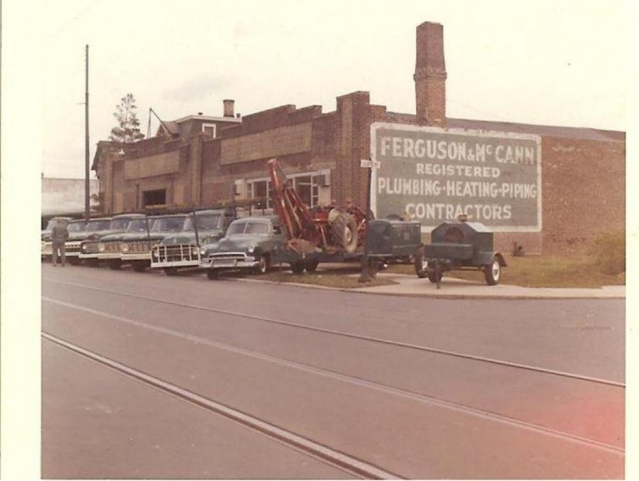 Ferguson & McCann was founded in southwest Philadelphia, Pa., in 1933, by James Ferguson and John McCann.