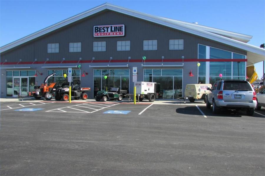 Best Line Equipment held a grand opening of its new facility in West Chester, Pa., on Feb. 28.