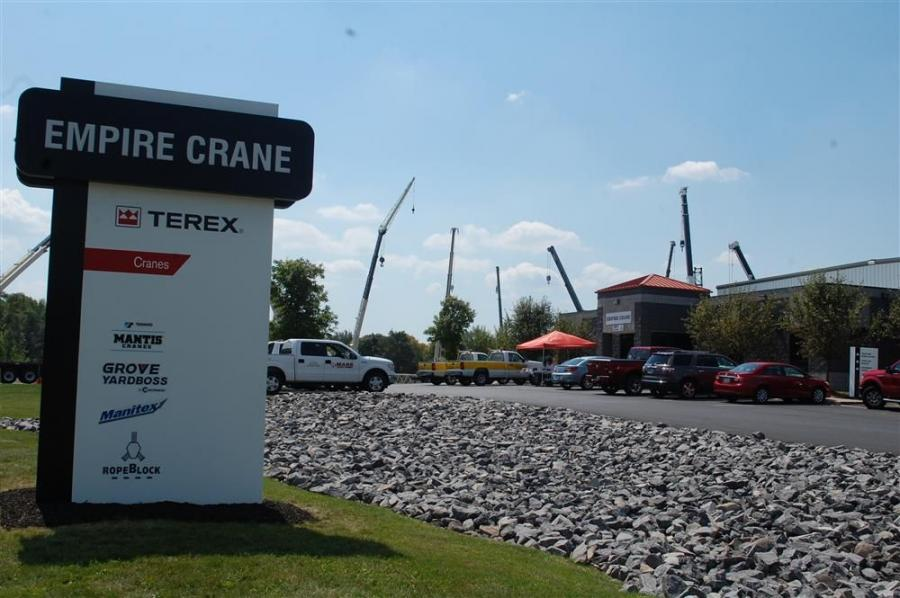 Empire Crane's Syracuse, N.Y., facility played host to the Northeast Regional Crane Operator Rodeo.