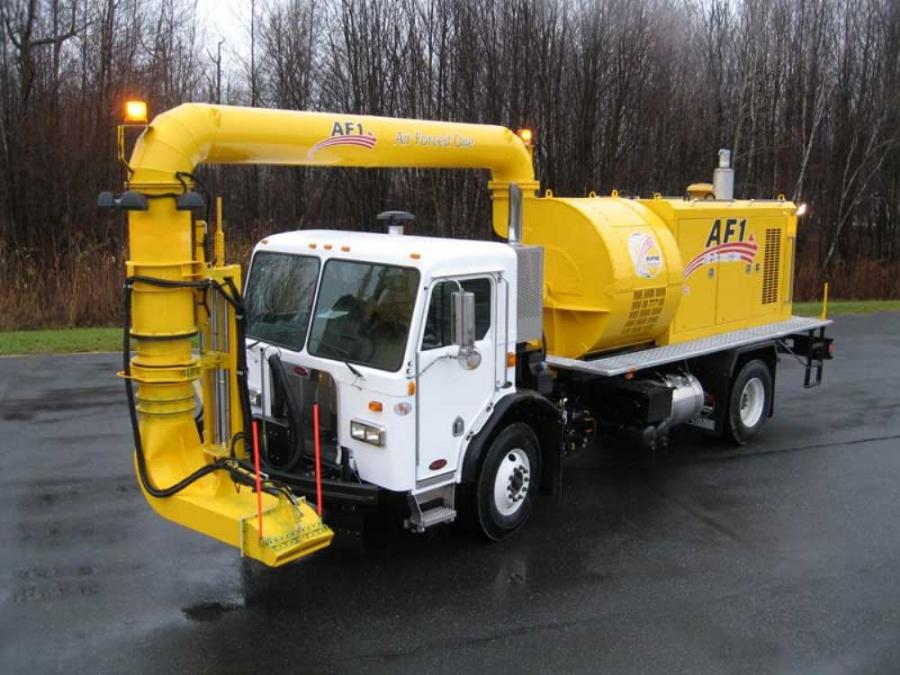 Foley Incorporated has become a dealer of AF1 cold air blowers. The AF1 is a powerful cold air blower system with air speed of up to 525 mph and airflow of up to 19,500 cfm.