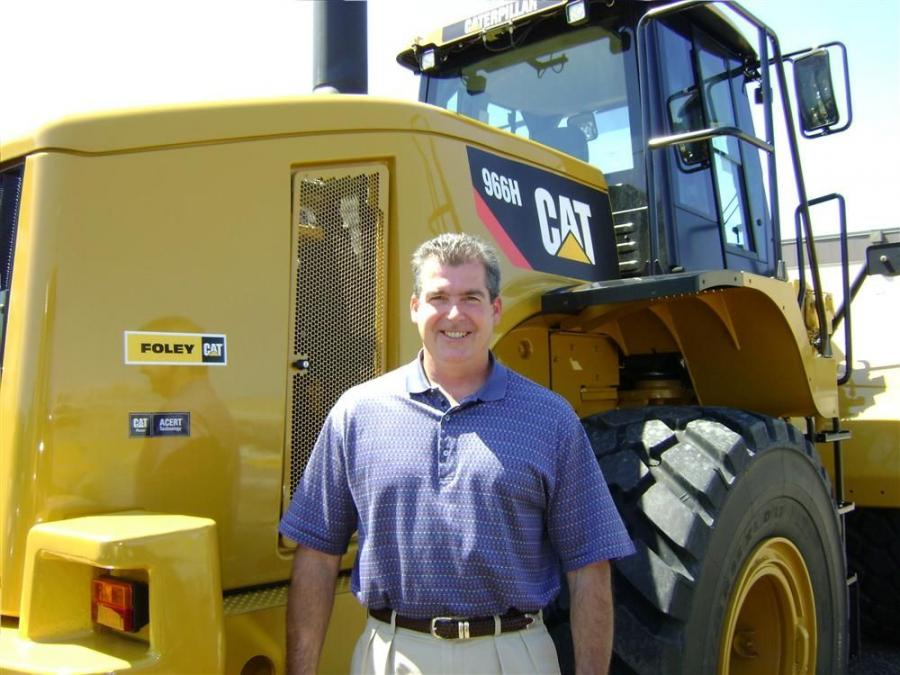 Kirk Chagnon has joined the company as a heavy machinery account manager.