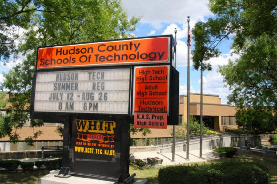 Anthony D'Alessandro is chief engineer for the Hudson County Schools of Technology (HCST) campus in Jersey City, N.J.