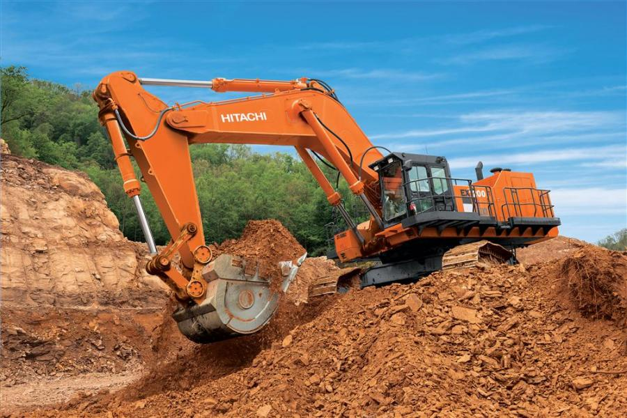 Bizzack Construction purchased its Hitachi machines from Rudd Equipment Company.