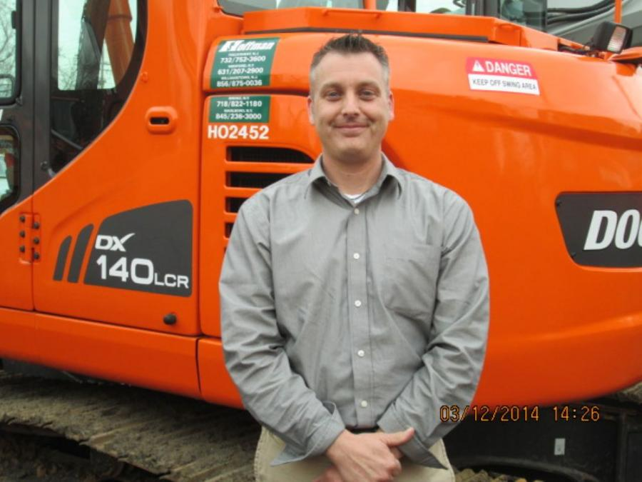 Eric Seikel has been promoted to sales manager, New Jersey operations, Hoffman Equipment Company.