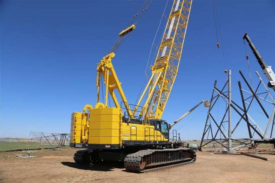 Empire Crane Company has been selected to become an Authorized Dealer for Kobelco Cranes North America.