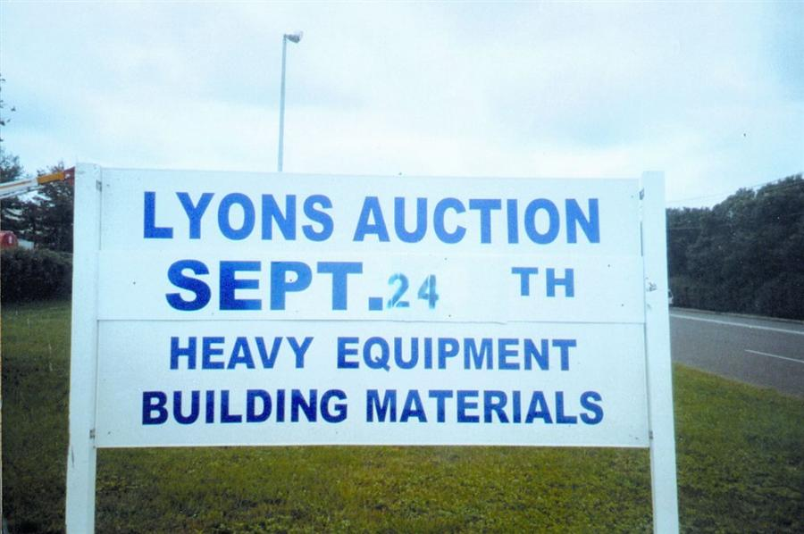 Alex Lyon & Son held an auction Sept. 24 in Atlantic City, N.J.