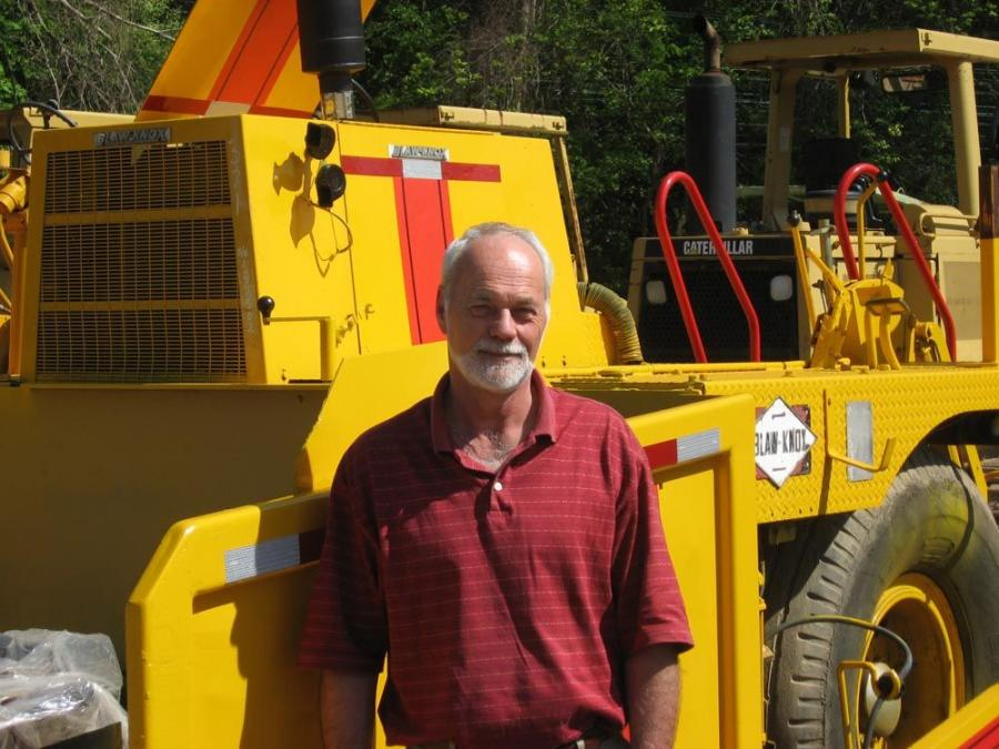 "Folcroft, Pa.'s Construction Crane & Tractor's newest hire, P. Allan ""Smithy"" Smith, will be selling C.C.&T.'s full product line, including Roadtec, Etnyre, Carlson, Midland and Kennametal."