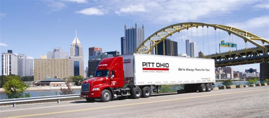 PITT OHIO purchased 20 Pinnacle day cab tractors in 2010 and is in the process of taking delivery of an additional 110 units through its Mack dealer, TransEdge in Pittsburgh.