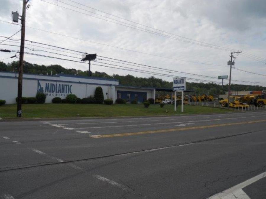 Midlantic Machinery's Wilkes Barre, Pa., facility.