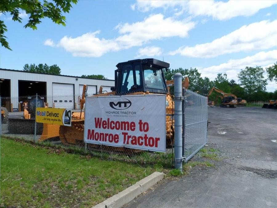 Monroe Tractor held an open house on May 17, 2012 at its 423 Old Loudon Road location in Latham, N.Y.