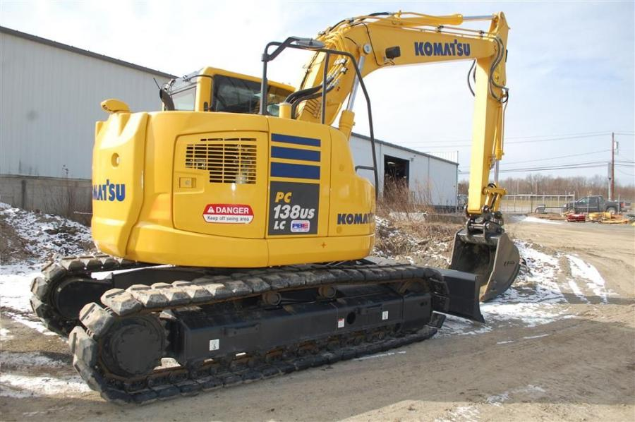 J A L  Excavating Goes Green With Help From Pine Bush