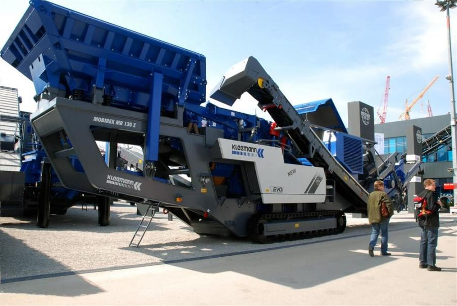 Groff Tractor & Equipment Inc. is now the authorized distributor of Kleemann crushing and screening equipment in central and western Pennsylvania. The product will be distributed through all six Pennsylvania locations in Mechanicsburg, Ephrata, State Coll