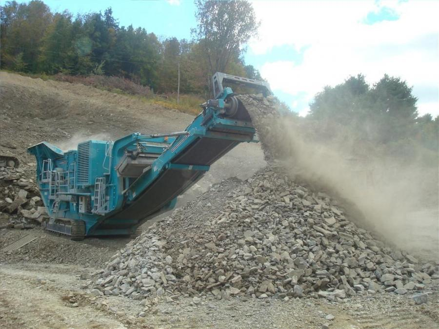 TMT Gravel began operations in June 2010.