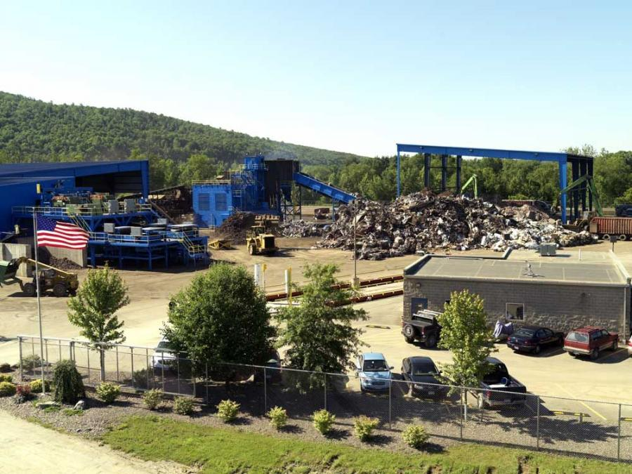 Upstate Shredding in Owego, N.Y., is investing $25 million in a plant upgrade and expansion to make it one of the largest, most technologically advanced and cost efficient scrap metal processing facilities in the world.