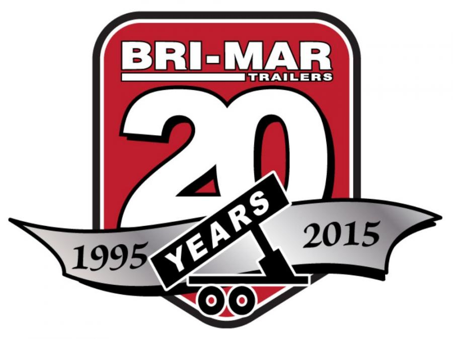 Bri-Mar Trailers enters its 20th year manufacturing trailers for contractors, landscapers, farmers and homeowners.