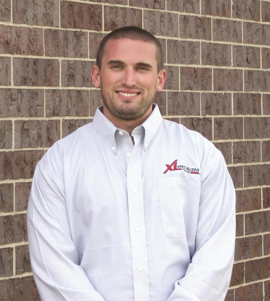 Garet Earles joins XL Specialized Trailers as the northeastern regional sales manager.