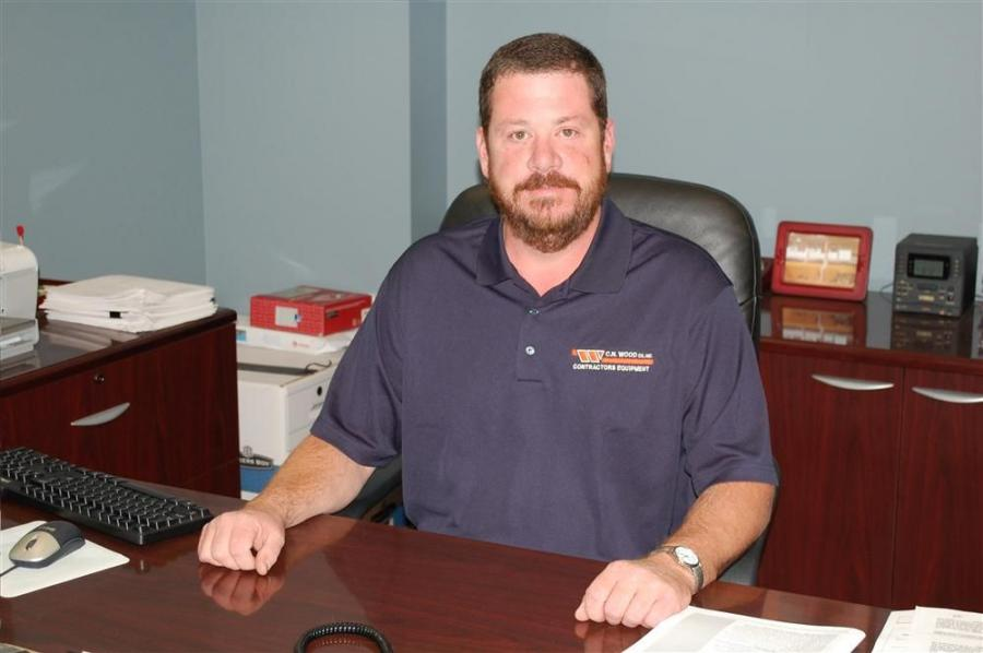 Mark Hall has joined the C.N. Wood team.