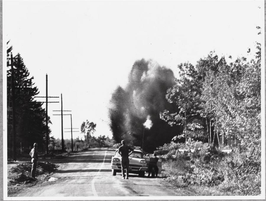 Photo courtesy of Maine Drilling & Blasting