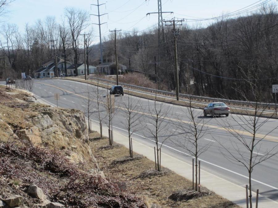 April will mark the end of a much-needed four-year highway project; the widening of U.S. 7 from Wolfpit Road to Olmstead Hill Road in the town of Wilton.