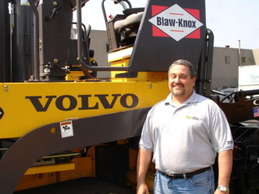 Bill Foote is sales coordinator at Woodco.