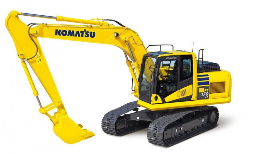 The PC170LC-10 is equipped with the latest KOMTRAX technology, which is fully integrated with Komatsu's Tier 4 technology and sends machine operating information to a secure website utilizing wireless technology.