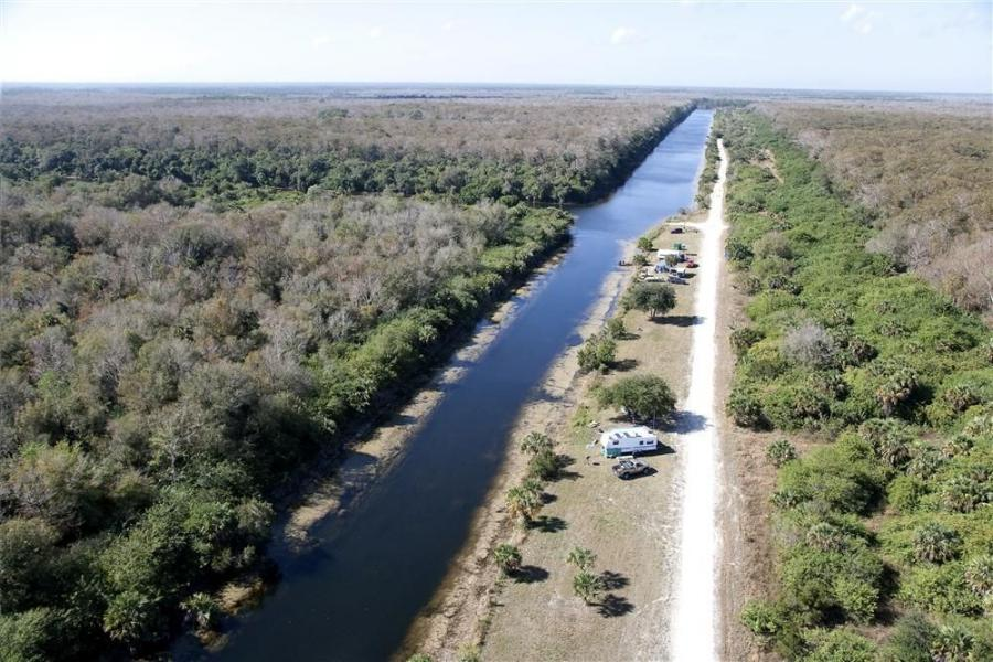 The Picayune Strand Restoration Project takes demo work to the extreme by trying to eradicate all signs of development and restore an area of native wetlands to pristine condition.