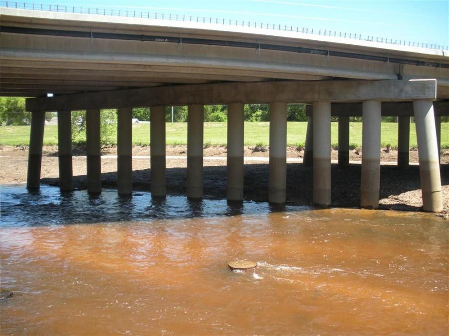 This project replaces an antiquated bridge along one of the Prattville area's main commuter routes. It's the second bridge replacement along Highway 14 in the Prattville city limits.
