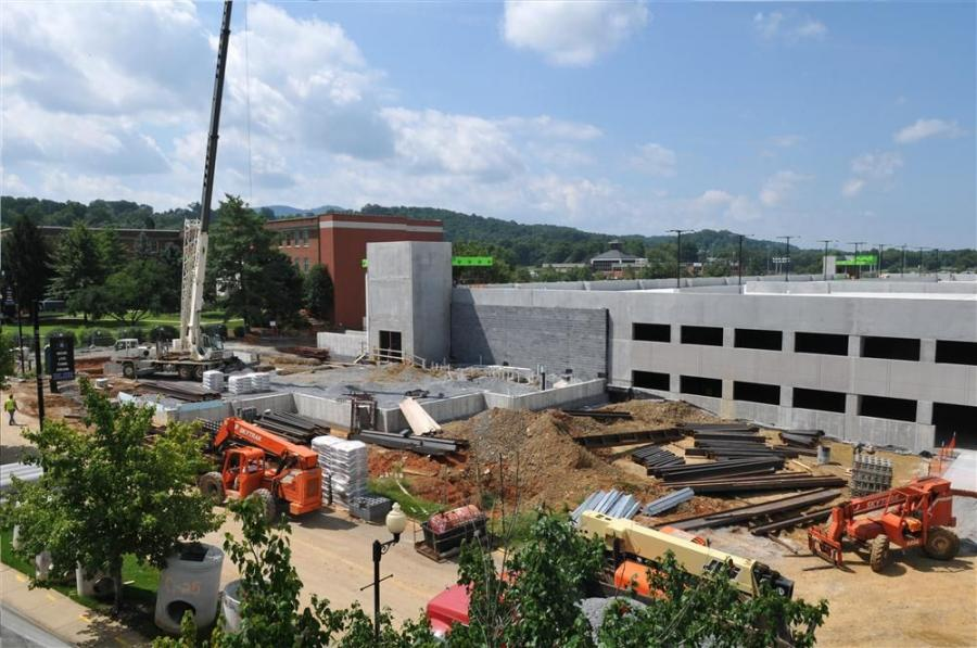 East Tennessee State University photo