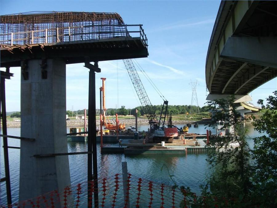Hydroelectric Dam Project to Improve Area Traffic | Construction